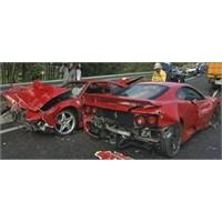 En Pahalı Trafik Kazası