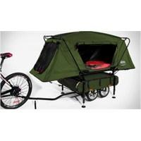 Bisikletli Kamp Taşıyıcısı