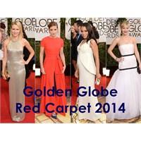 Golden Globe Red Carpet 2014