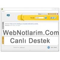 Web Siteniz İçin Ücretsiz Canlı Destek Kurun