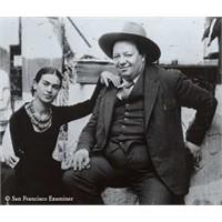 Frida-diego-aşk Evlilik