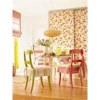 Evinizde Sıcak Renklerle Harikalar Yaratın..