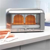 Şeffaf Ekmek Kızartma Makineleri