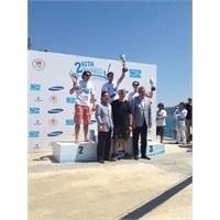 24.'sü Düzenlenen Boğaziçi Yüzme Yarışları Bitti