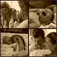 Eylem'in Normal Doğum Hikayesi
