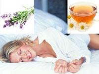 Uykusuzluğa Bitkisel Çözüm Tavsiyeleri