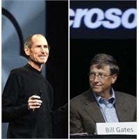 Steve Jobs, Bill Gates Artık Derslerde Olacak