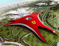 Ferrari World Kapılarını Açıyor