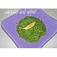 Sarımsaklı Deniz Börülcesi Salatası