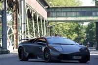Modifiye Edilmiş Lamborghini Lp640!