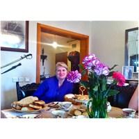 Vee Anneler Günü Kahvaltımız…
