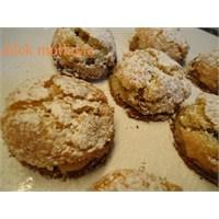 Elmali -cevizli-bisküvi