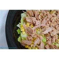 Ton Balıklı Havuç Salatası | Hafif Sağlıklı