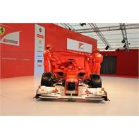 Ferrari 2012'de Bu Otomobille Yarışacak