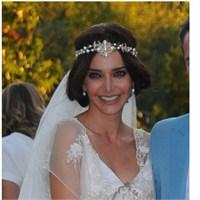 Hande Ataizi'nin Tercihi Chanel Bombay Tacı