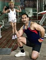 Dünyanın En Küçük Vücut Geliştirmecisi(bodybuildin