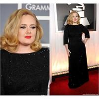 Beren Saat`ten Adele`e En Güzel Siyah Elbiseler