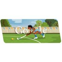 Google Londra 2012 Hokey Doodlesi...