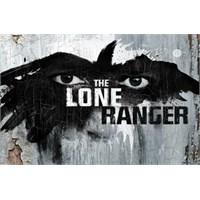 """""""The Lone Ranger""""dan İlk Fragman"""