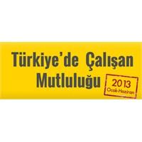 Türkiye'de En Mutlu Çalışanlar Hangi Sektörde?
