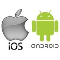 Android, İos'a Karşı!