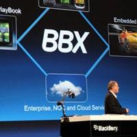 Blackberry Yeni İşletim Sistemi Bbx'i Duyurdu