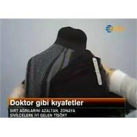 Hastalığı Tedavi Eden Doktor Gibi Akıllı Kıyafetle