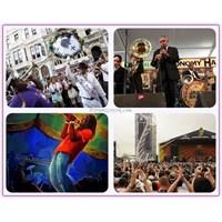 En Renkli Bahar Festivalleri