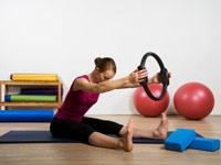 Evde Pilates Yapmaya Ne Dersiniz ?