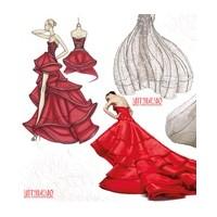 Çizimlerden Elbiselere Ünlü Modacılar-2