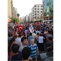 İskenderun Da Gezi Parkı İçin Direniyor!
