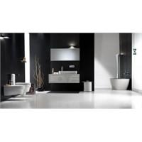 Siyah Ve Beyaz Banyo Tasarımları