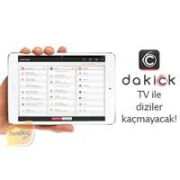 Dakicktv İphone Uygulaması İle Diziler Kaçmayacak!