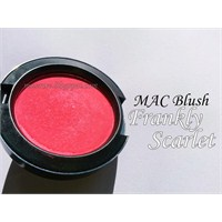 Mac Frankly Scarlet Blush - Allık