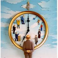 Saat Saat İnsan Vücudunun 1 Günde Değişimi...