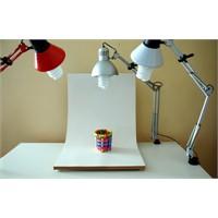 D.İ.Y: Evde Fotoğraf Stüdyosu Hazırlamak