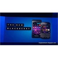 Yeni Blackberry' Ler Yok Satıyor!