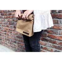 Kese Kağıdından İlham Alan Çanta: Lunch Bag