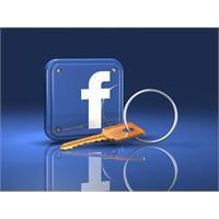 Facebook'da İzin Ayarlarına Dikkat