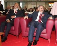 Bakan'dan Sektöre Tam Destek