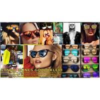 Aynalı Güneş Gözlükleri Trendi