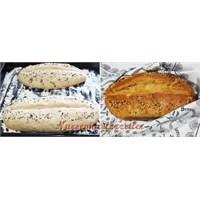Tam Buğday Unlu Ev Ekmeği Tarifi