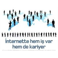 İnternette Hem İş Var Hem De Kariyer