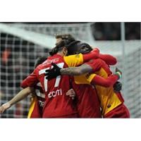 Galatasaray:2-0: Gençlerbirliği