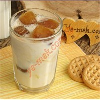 İced Latte (Sütlü Buzlu Kahve) (Resimli)