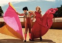 Harper's Bazaar Ağustos Ayı Jessica Stam