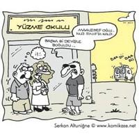 Serkan Altuniğne'den Birkaç Karikatür