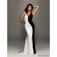 Siyah Beyaz Kıyafetler