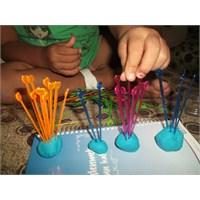 Parti Çubuklarıyla Oyun