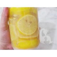 1 Yıllık Doğal Limon Suyunuzu Kendiniz Yapın